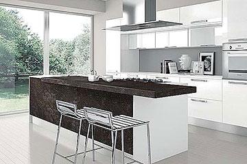 Cucina moderna Lube modello Nilde Gres   Perego Arredamenti
