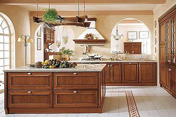 Cucina classica Lube modello Velia Ciliegio | Perego Arredamenti