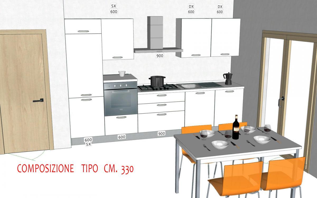 promozioni » cucina lube prezzi modello martina | perego arredamenti - Cucina Lube Martina