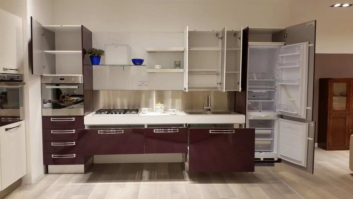 Saldi » Cucina LUBE modello ALESSIA - SCONTO 69% | Perego Arredamenti