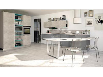 Promozioni cucine lube offerta modello immagina perego arredamenti - Cucine lube offerte ...