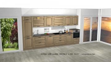 Promozioni » Cucine LUBE prezzi modello VERONICA | Perego Arredamenti