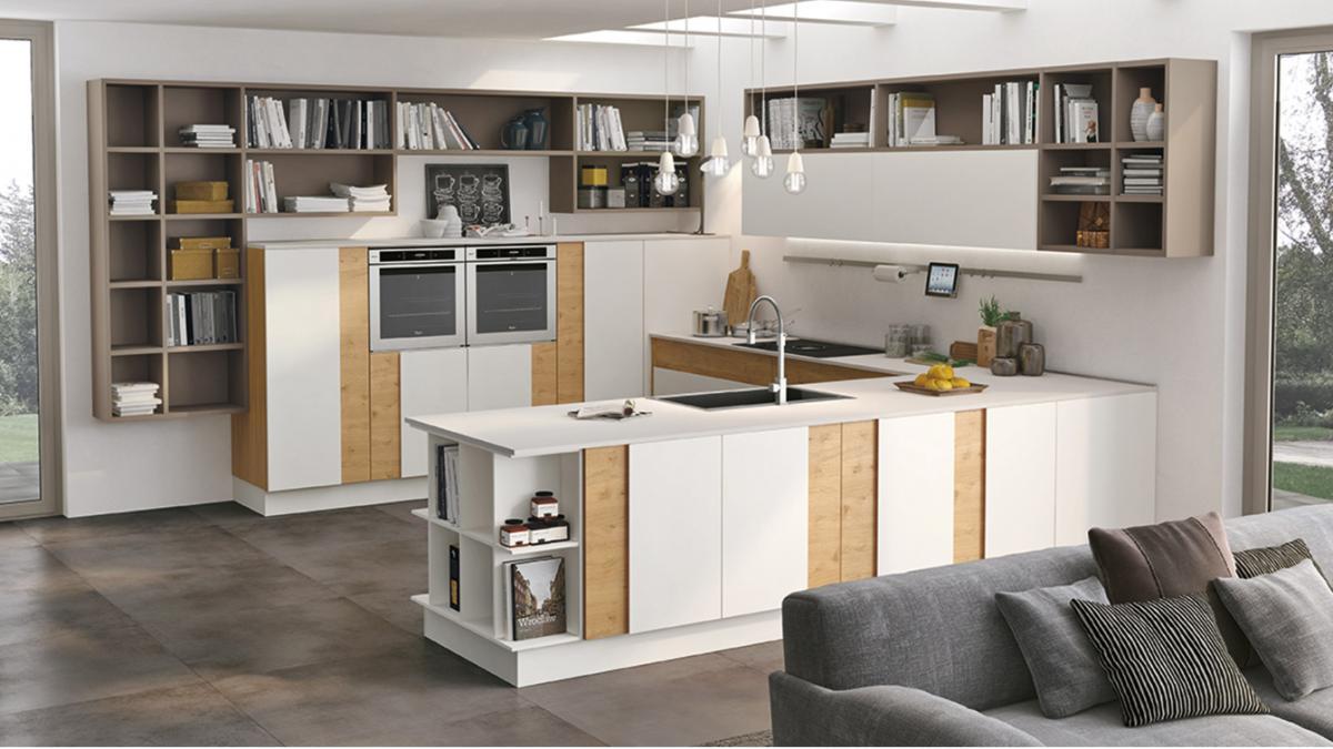 Promozioni cucine lube prezzi modello creativa perego arredamenti - Lube cucine prezzi ...