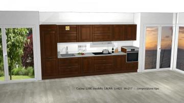 Promozioni » Cucina Lube Promo modello LAURA | Perego ...