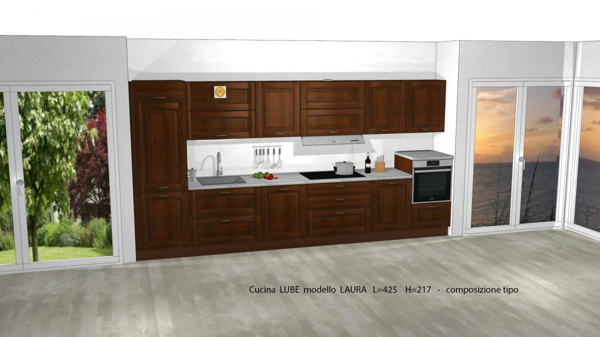 Promozioni » Cucina Lube Promo modello LAURA | Perego Arredamenti