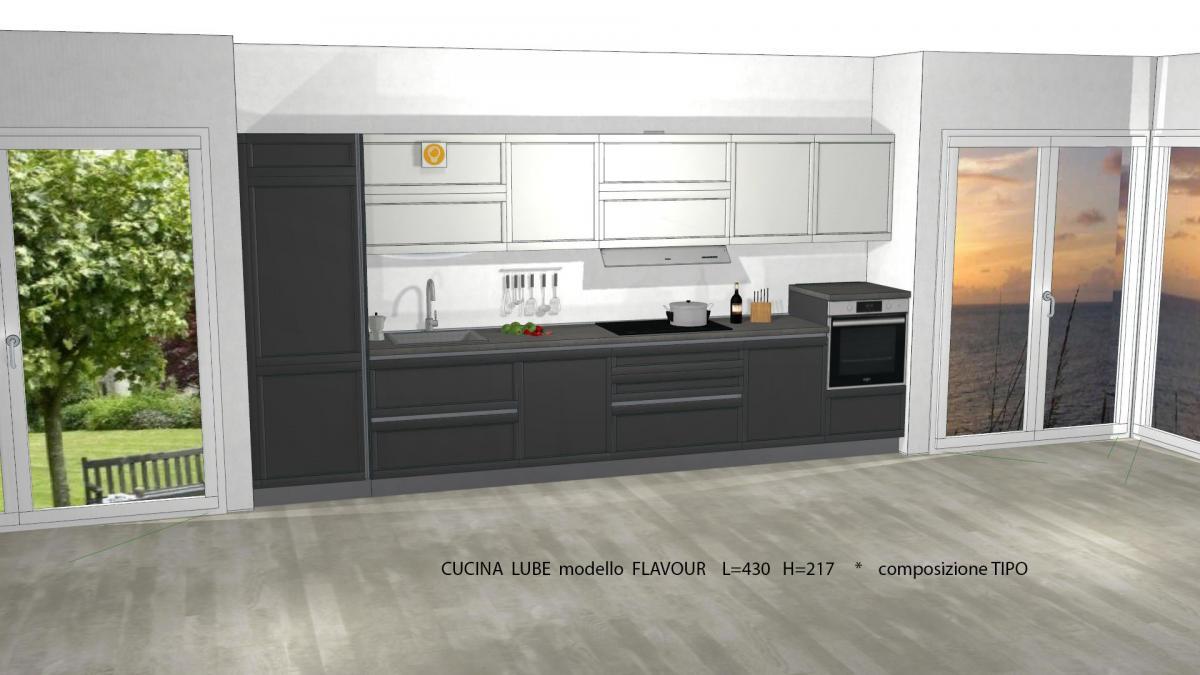 Promozioni cucina lube creo prezzi modello britt - Cucina lube opinioni ...