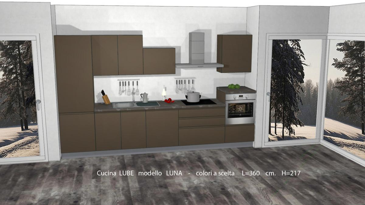Promozioni Cucina Lube Modello Luna Perego Arredamenti