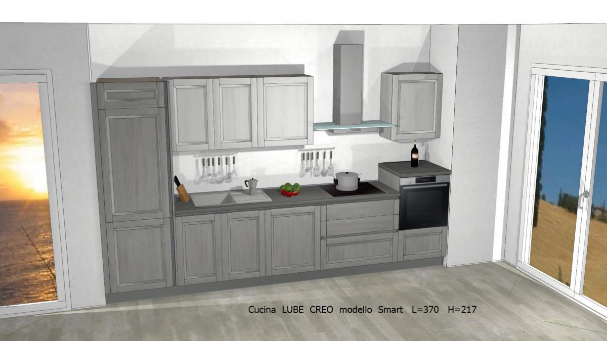 Differenza Tra Creo E Lube promozioni » cucina lube creo modello mya | perego arredamenti