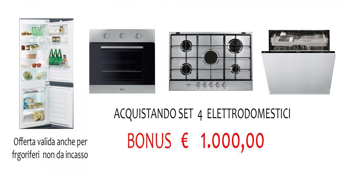 News » BONUS EURO 1.000,00 SULL\'ACQUISTO DI UN SET ...