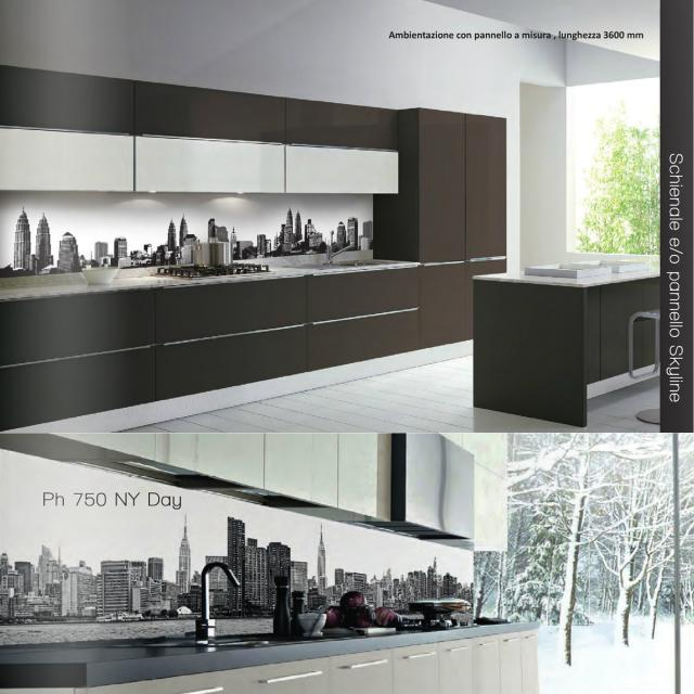 Promozioni sfondi fotografici per cucine perego for Pannelli adesivi per cucina