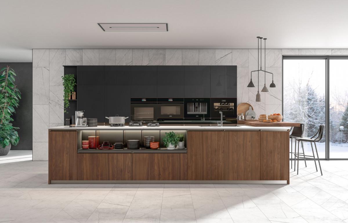Promozioni » Cucine LUBE offerta modello IMMAGINA  Perego Arredamenti