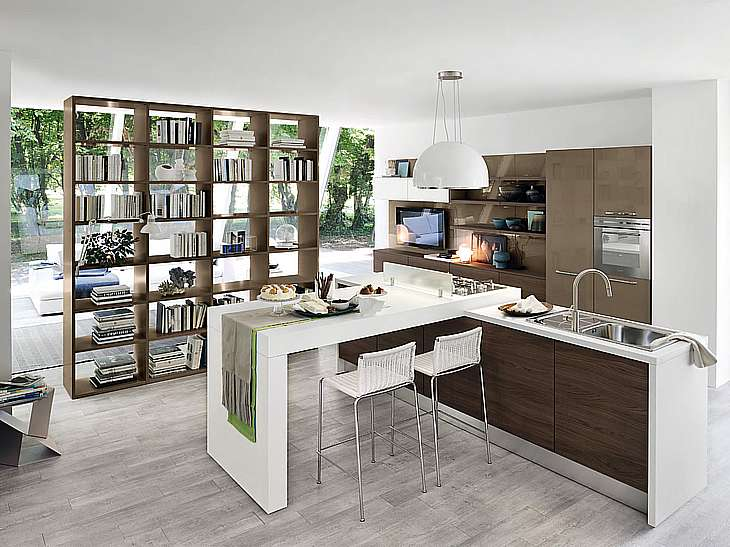 Cucine Lube Georgia. Free Classic Style Kitchen With Handles Anita ...