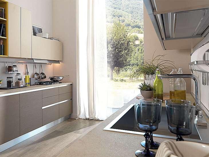 Promozioni cucina lube modello essenza perego arredamenti - Cucina essenza lube ...