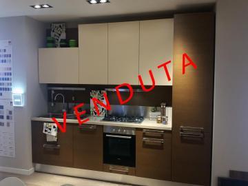 Saldi » CUCINA LUBE impiallacciata & laccato modello PAMELA SCONTO62 ...