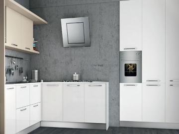 Promozioni » Cucina LUBE CREO prezzi modello ALMA | Perego Arredamenti