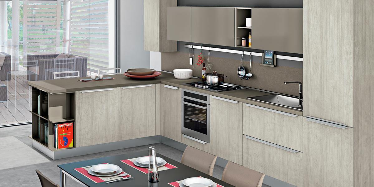 Promozioni cucina lube creo prezzi modello gayla perego arredamenti - Cucina lube prezzi ...
