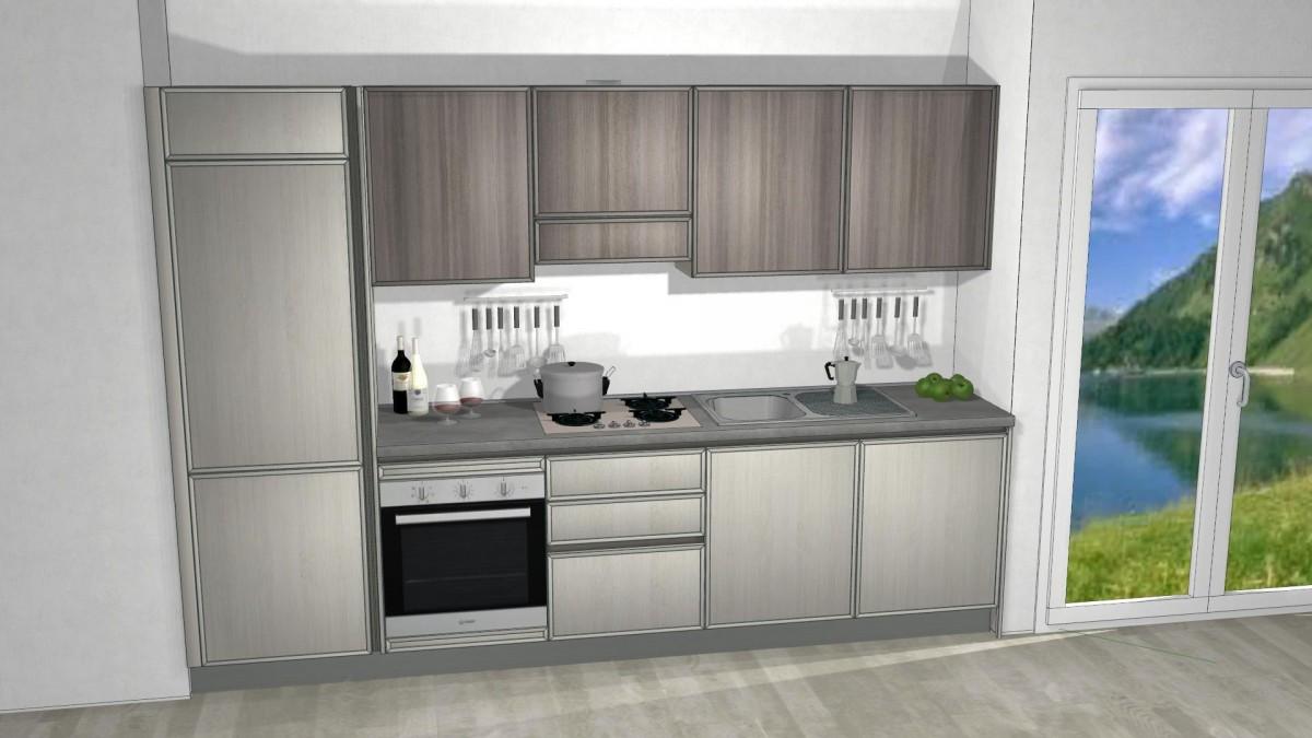 Differenza Tra Creo E Lube promozioni » cucina lube creo mod. rewind (primo prezzo